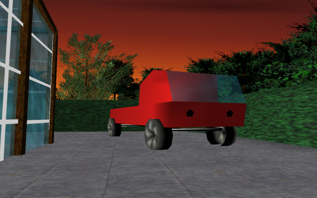 Pickupcarfront