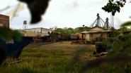 Train in noblesville