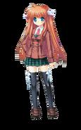Ohtori Chihaya Sprite
