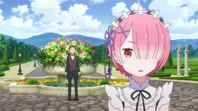 File:Ram - Re Zero Anime BD - 1.png