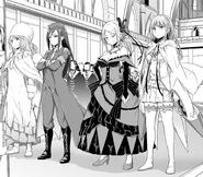 King Candidates - Daisanshou Manga 1