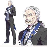 Wilhelm Character Art 2