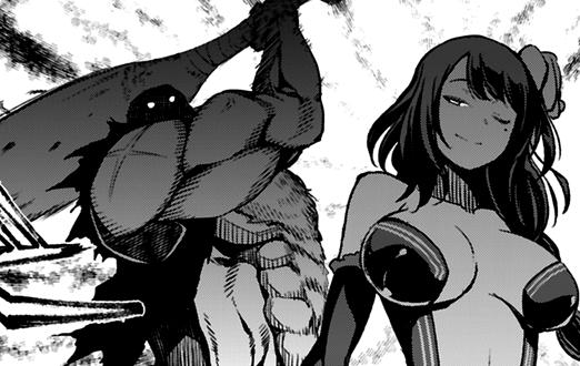 File:Rom attacks Elsa - Dainishou Manga 1.png