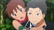 Lucas and Subaru - Re Zero Anime BD - 1