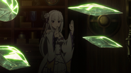 Emilia - Re Zero Anime BD - 8