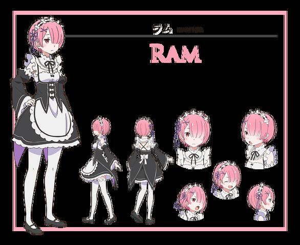 File:Ram Character Art.png