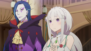 Roswaal and Emilia - Re Zero Anime BD - 1