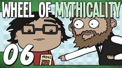 The Pushy Waiter (Wheel of Mythicality - Ep