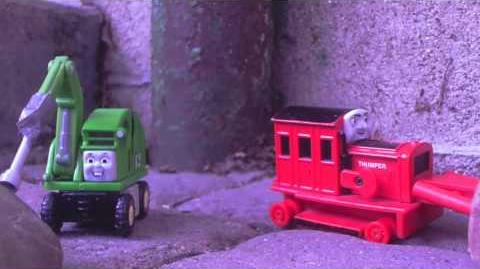 S1 E3 Tales From the Rhyndale Railway Overloaded