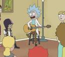 Tiny Rick Song