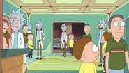 S2e2 morty is still mad
