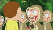 S1e10 have u heard the word of the good morty
