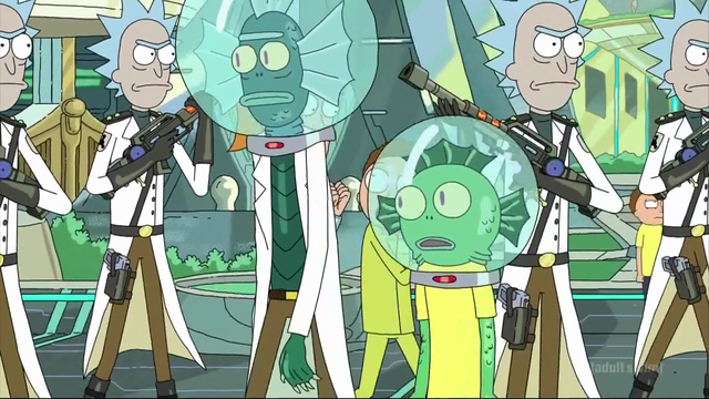File:S3e1 fish rick and morty.png