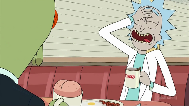 File:S3e1 rick laughing.png