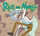 Rick and Morty Issue 4