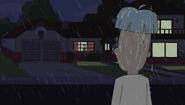 S1e10 raining on doofy
