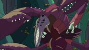 S1e10 crab monster