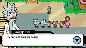 Happy Rick 1