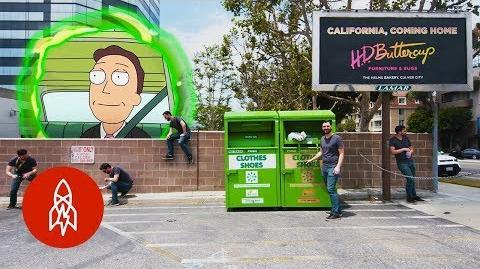 How One Guy Scored 'Rick and Morty,' TV's Weirdest Cartoon