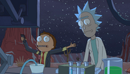 S1e6 morty disbelieving