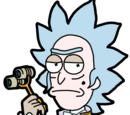This Rick Must Fly