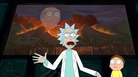Rick and Morty - Adult Swim Promo - Get Schwifty - Episode 5 Promo Season 2 HD 1080p