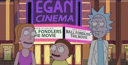 Egan cinema