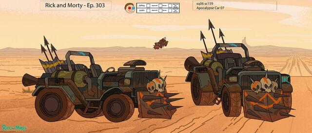 File:S3e2 Corey Booth paints vehicles7.jpg