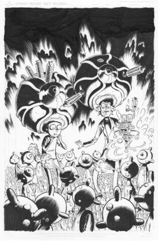 File:Issue 6 Troy Nixey cover inks.jpg