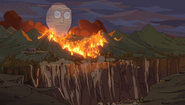 S2e5 burning and collapse