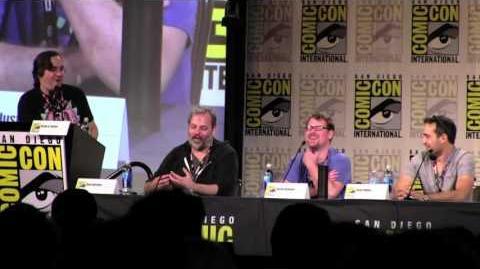 Rick And Morty San Diego Comic-Con 2016 Panel