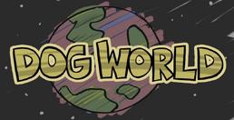 Dog World Title Card