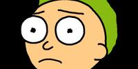 Green Shirt Morty