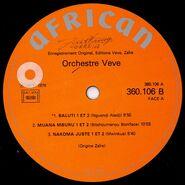 Orchestre Vévé (African 360.106) L1 500
