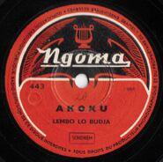 Ngoma 443 - Lembo Lo Budja