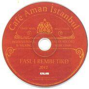 Kalan 2011 Cafe Aman Istanbul L