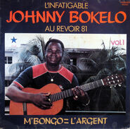 Johnny Bokelo, front
