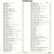African 91611 AB 1000