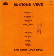 Orchestre Lipua-Lipua - Editions Veve (African 360.061) C B 1000