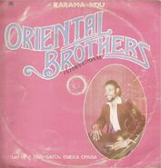 Oriental brothers international - rarama ndu frontal