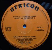 Kalle, label