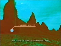 Geological Outpost Mineral
