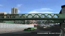 Yokohama street circuit