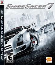 Ridge Racer 7 Cover