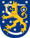 Coat of arms of Finland alt