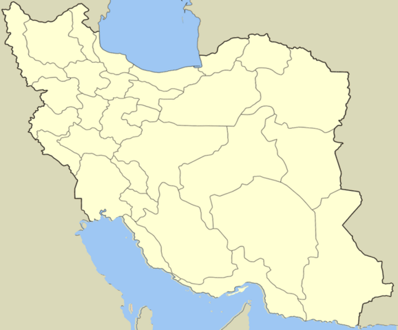 File:Location map Iran.png