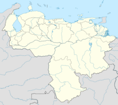 Venezuela location map