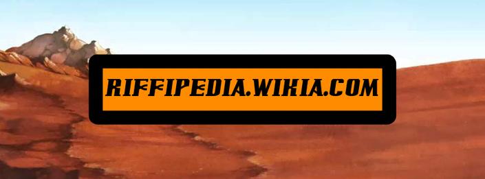 Riffipedia cover 2