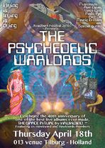 Roadburn 2013 - The Psychedelic Warlords