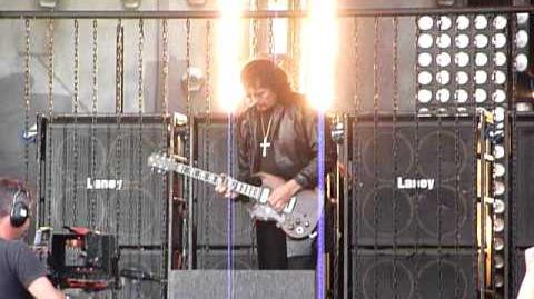 Heaven And Hell - E5150 and Mob Rules at the High Voltage Festival